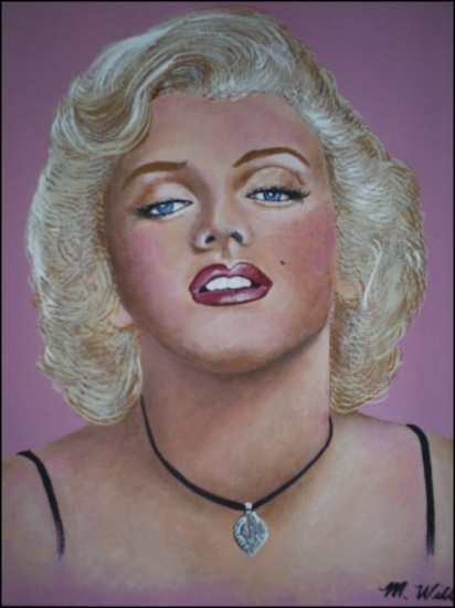 Marilyn Monroe par MichelleNicole